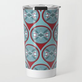 Tribal Markers Travel Mug
