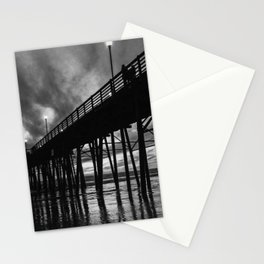 Road trip - West Coast - Pier Stationery Cards