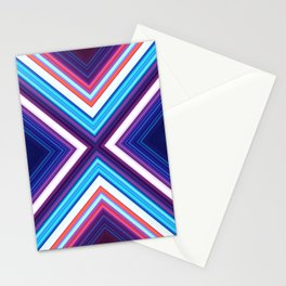 Neon Pond Stationery Cards