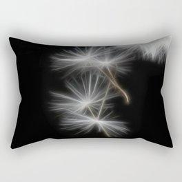 Dandelion Glow Rectangular Pillow
