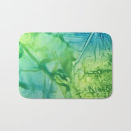 Abstract: One Road Out Bath Mat