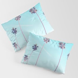 Palms Good Vibes Pillow Sham