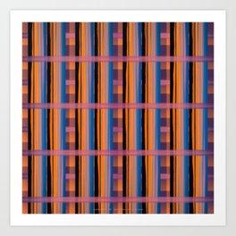 Good Natured Ribbon Art Print