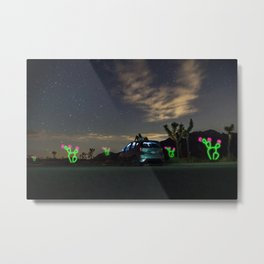 Road trippin Metal Print