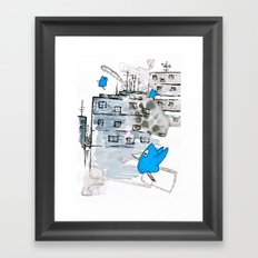 Tschiep Framed Art Print