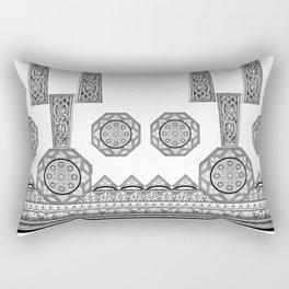 Grecian Holiday Revisited! Rectangular Pillow