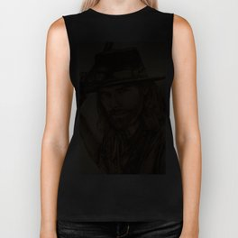 Hell on Wheels Inspired, Mr. Bohannon Biker Tank