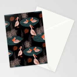 BIRDS IN PARADISE Stationery Cards