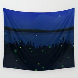 summer night Wall Tapestry