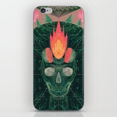 Catastrophe IV (The Green Invasion) iPhone & iPod Skin