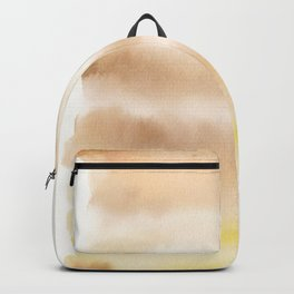 180815 Watercolor Rothko Inspired 2| Colorful Abstract | Modern Watercolor Art Backpack