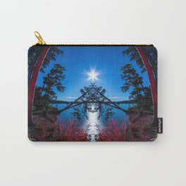Follow the Light Carry-All Pouch