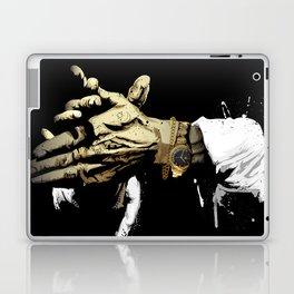 Las manos del Camarón Laptop & iPad Skin