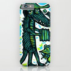 Cajun Gator Slim Case iPhone 6s