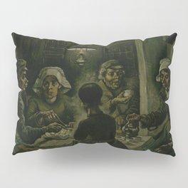 The Potato Eaters Pillow Sham
