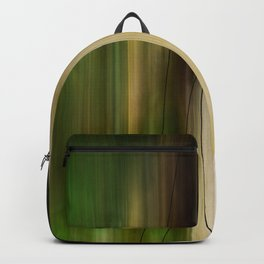 Forest, Water, Lines Backpack