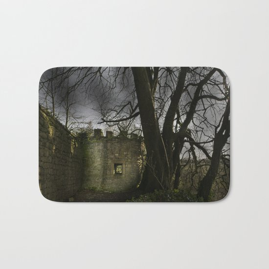 Castles in my Mind Bath Mat