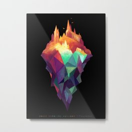 Magicae Nox Metal Print
