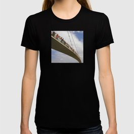 People on the Bridge T-shirt