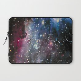 galaxy pixel Laptop Sleeve