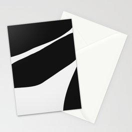 Finger In The Middle Stationery Cards