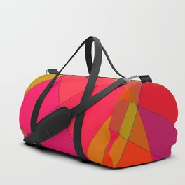 0207 Construction by colors ... Duffle Bag