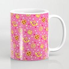 Sailor Moon Brooches Pattern - Pink / Sailor Moon Coffee Mug