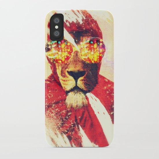 Lion Zion iPhone Case
