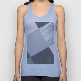 Neutral Collage Unisex Tank Top