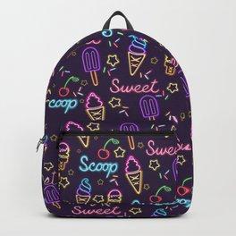Sweet Scoop Ice Cream Backpack