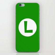 Nintendo Luigi iPhone & iPod Skin