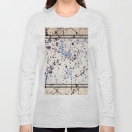 Attraction - square graphic Long Sleeve T-shirt