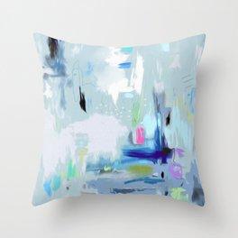 Jess Hannum Art Throw Pillow