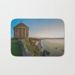 Mussenden Temple,Castle rock,Ireland,Northern Ireland,Antrim Coast Bath Mat