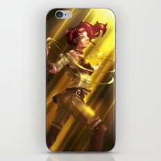 The Last Keeper of the Word iPhone & iPod Skin