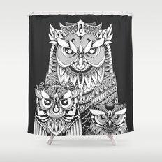 The Ancestors Shower Curtain
