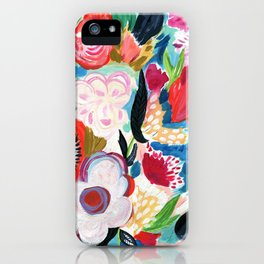 I Picked These For You Too iPhone Case