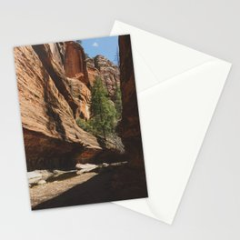 Oak Creek Canyon - Sedona, Arizona Stationery Cards