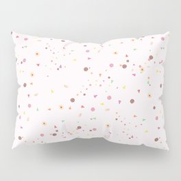Kiwi Lollies and Biscuits - Pink Pillow Sham