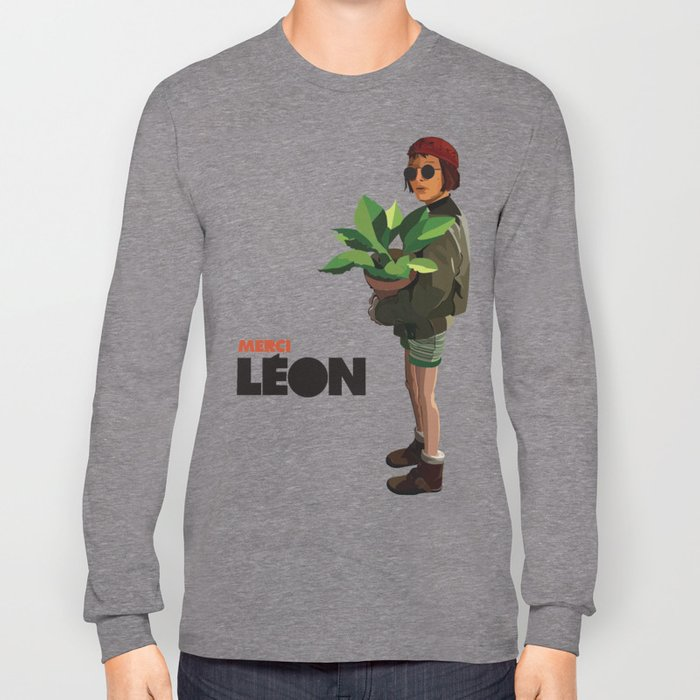Mathilda, Leon the Professional Long Sleeve T-shirt