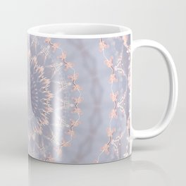 BUTTERFLIES AND BEADS IN PINK Coffee Mug