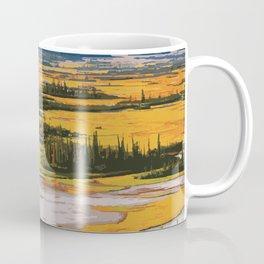 Wood Buffalo National Park Coffee Mug
