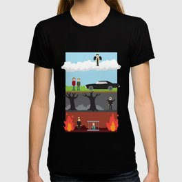 Supernatural - From Heaven and Hell T-shirt