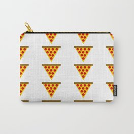 Cartoon Pizza Carry-All Pouch