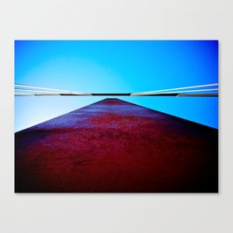Golden Gate Dreaming Canvas Print