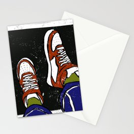 Sneakerhead Stationery Cards
