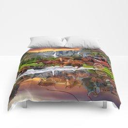 Wells Fargo Stagecoach Comforters