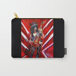 The Rock Guitarist popart Carry-All Pouch