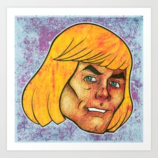 Hemen Art Print