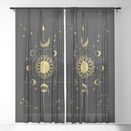 Sole Luna Sheer Curtain